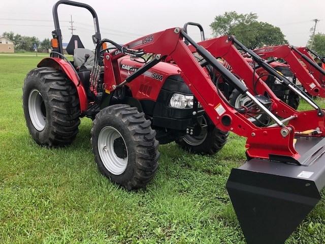 2018 Case IH FARMALL 50A Tractor For Sale