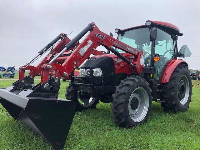 2020 Case IH FARMALL 55A Tractor For Sale