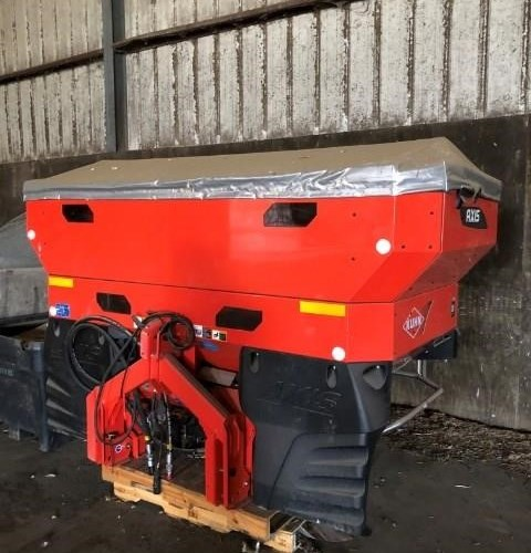 2019 Kuhn Axis 40.2H-EMC Fertilizer Spreader For Sale