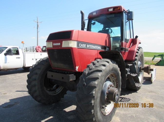 1993 Case IH 7130 mfd Tractor For Sale