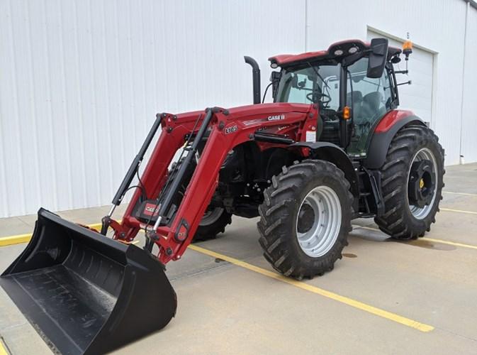 2020 Case IH MAXXUM 150 Tractor For Sale