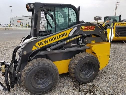 2020 New Holland L318 Skid Steer For Sale