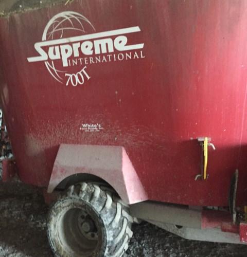 2013 Supreme 700T TMR Mixer For Sale