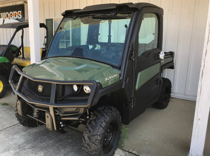 2020 John Deere XUV835M Utility Vehicle For Sale
