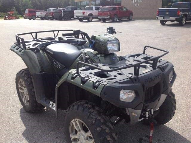 2009 Polaris 850 EFI Recreational Vehicle For Sale