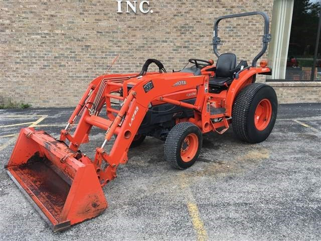 2003 Kubota L3130HST Tractor For Sale
