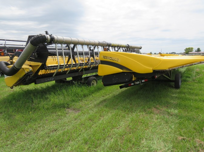 New Holland 96C Header-Corn For Sale