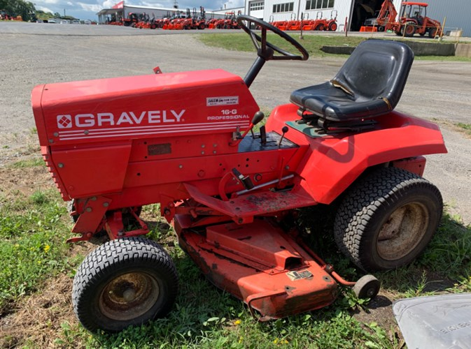Gravely 16-GPRO Riding Mower For Sale