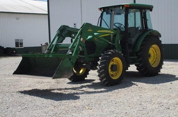 2009 John Deere 5093E Tractor - Utility For Sale