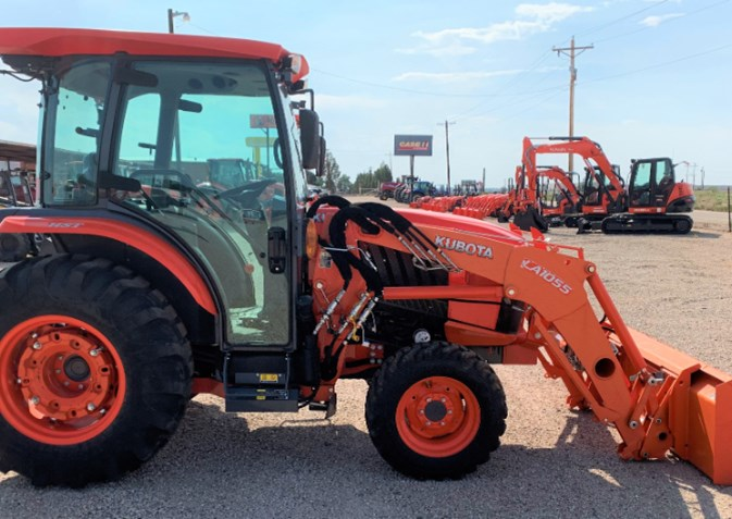 2016 Kubota L6060 Tractor For Sale