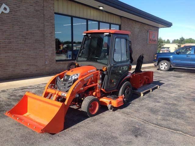 2019 Kubota BX2380V Tractor For Sale