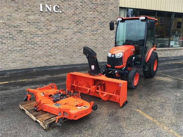 2015 Kubota B2650HSDC Tractor For Sale