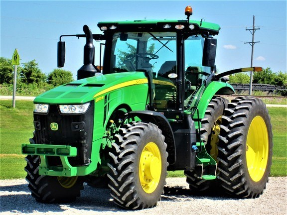 2019 John Deere 8270R Tractor - Row Crop For Sale