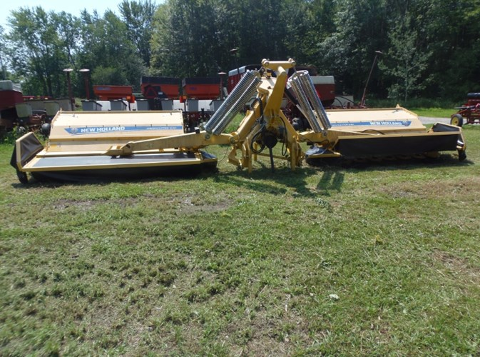 2012 New Holland 530 MEGACUTTER Disc Mower For Sale