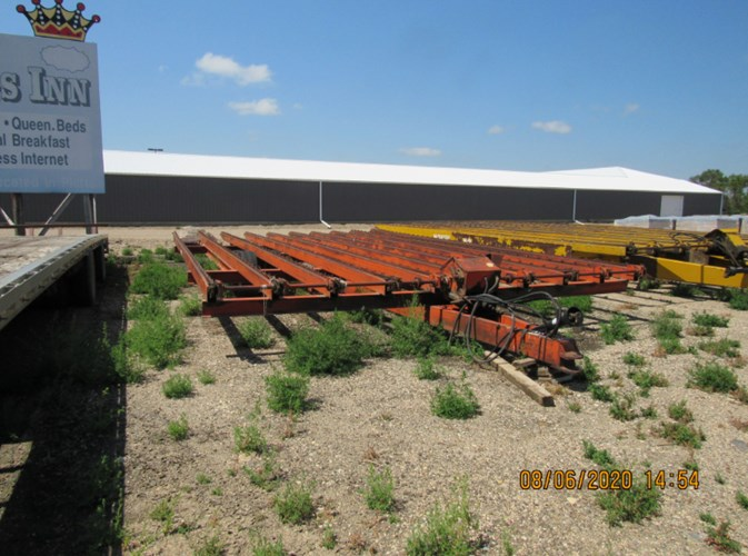 Rust Manufacturing 1729 Stack Mover-Pull Type For Sale