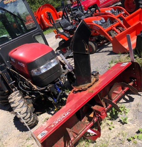 2008 Case IH DX33 Tractor - Compact For Sale