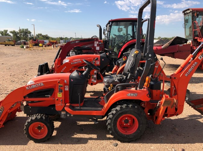 2013 Kubota BX25DLB-R Tractor For Sale