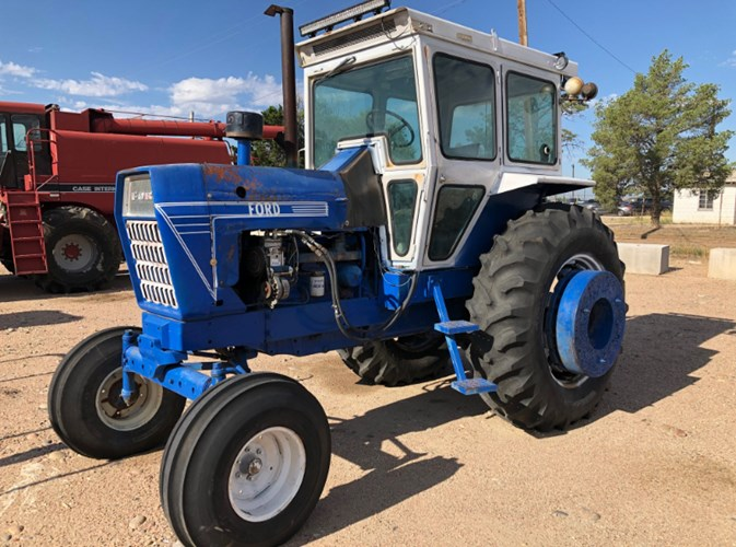 1970 Ford 9000 Tractor For Sale