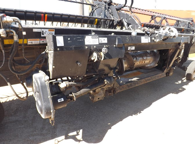 2011 MacDon D60-35 Header For Sale