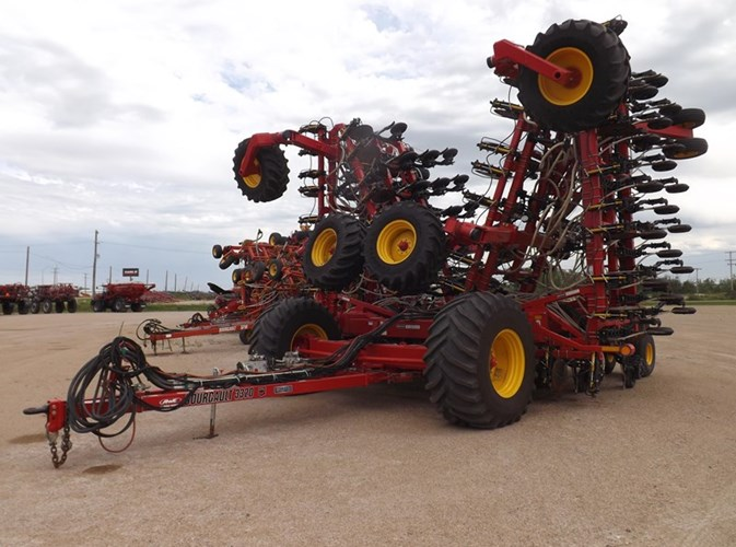 2018 Bourgault 3320 Air Drill For Sale