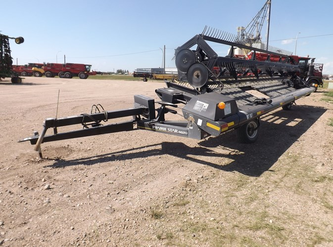 2004 Prairie Star 4620 Windrower For Sale