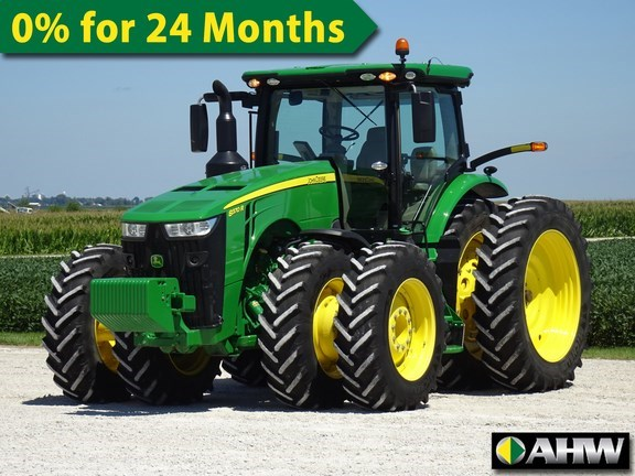 2019 John Deere 8370R Tractor - Row Crop For Sale