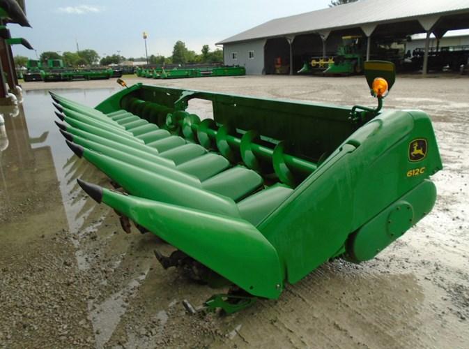 John Deere 612C Header-Corn For Sale