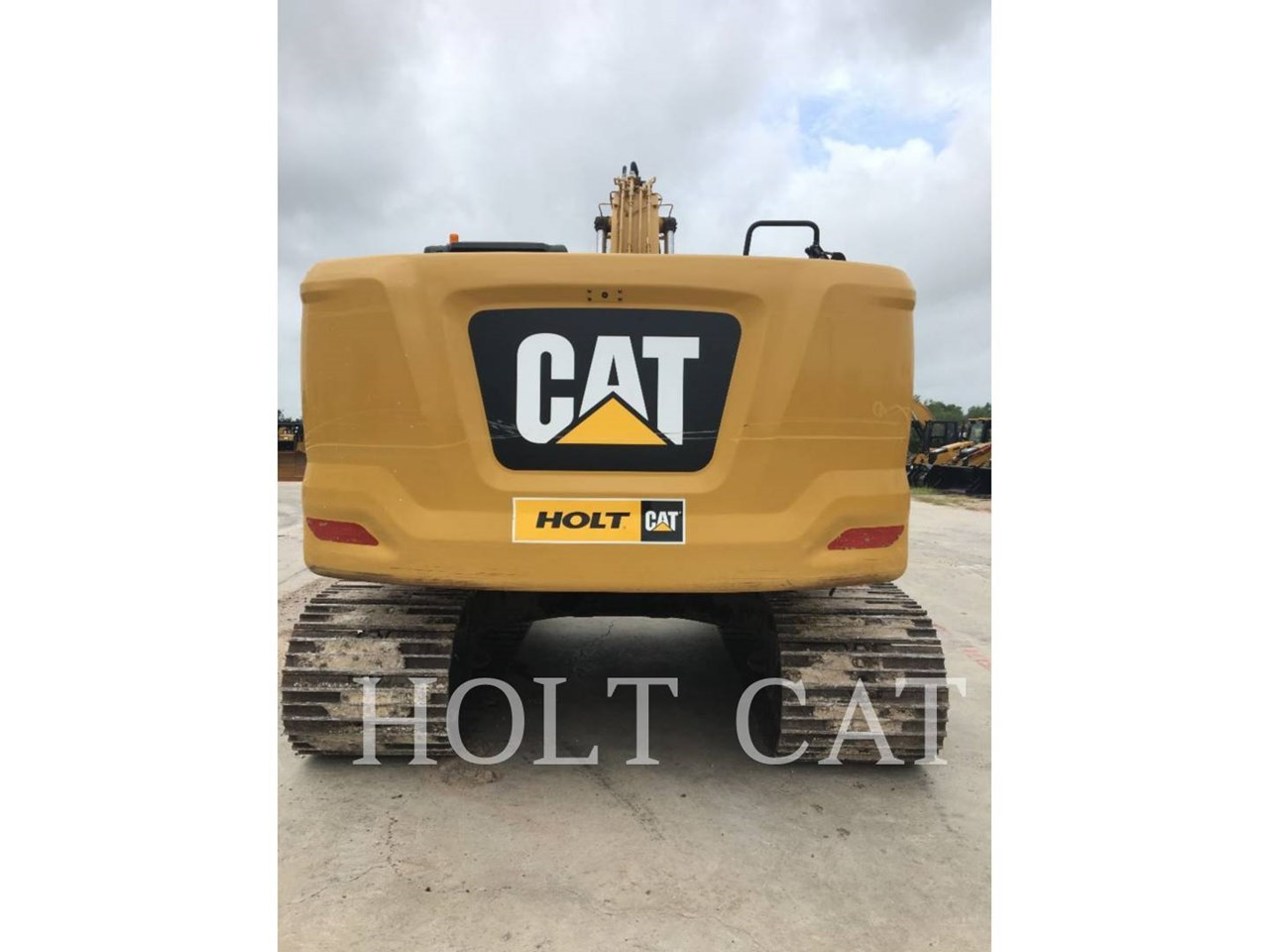 2018 Caterpillar 323 Image 4