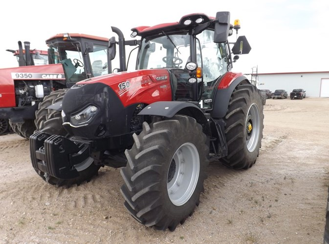 2019 Case IH Maxxum 150 CVT Tractor For Sale
