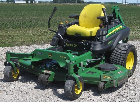 2017 John Deere Z970R Zero Turn Mower For Sale