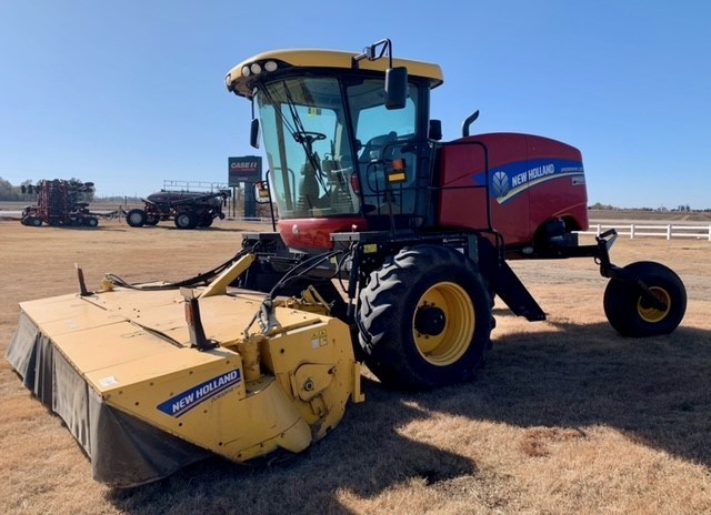 2015 New Holland Speedrower 220 Windrower-Self Propelled For Sale