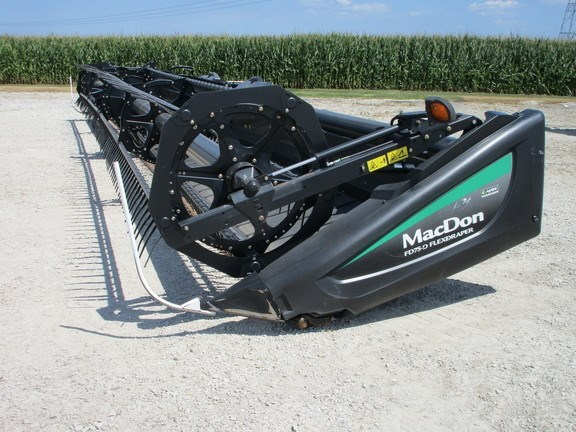 2014 MacDon FD75-45 Header-Draper/Flex For Sale