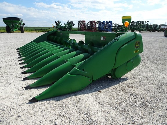 2011 John Deere 612C Header-Corn For Sale