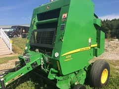 Baler-Round For Sale 2015 John Deere 459SS