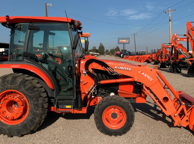 2016 Kubota L5460 Tractor For Sale