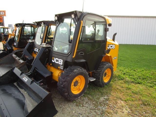 2020 JCB 270 T4 Skid Steer For Sale
