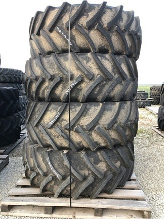 Mitas 650/65R38 Wheels and Tires For Sale