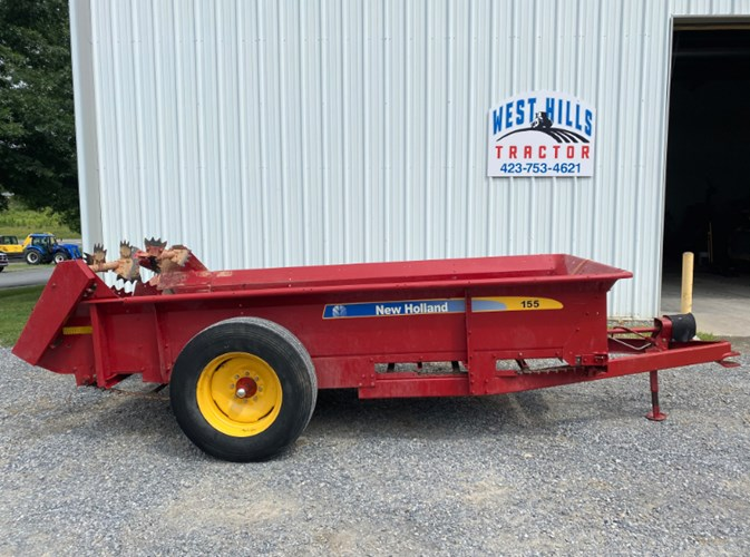 2008 New Holland 155 Manure Spreader-Dry/Pull Type For Sale