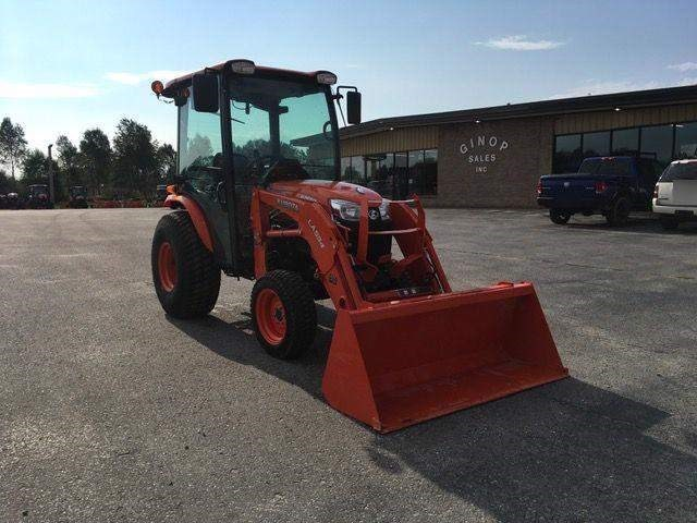 2018 Kubota B2650HSDC Tractor For Sale