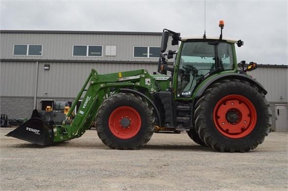 2016 Fendt 516 VARIO Tractor For Sale
