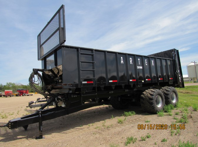 2019 Artex CB1000 Manure Spreader-Dry For Sale