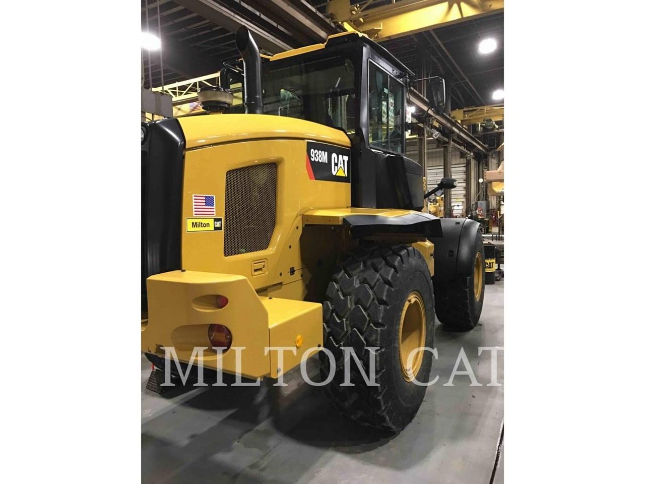 2016 Caterpillar 938M 2V Image 4