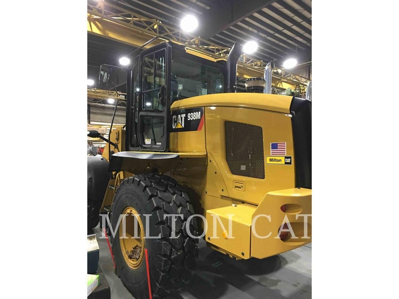2016 Caterpillar 938M 2V Image 6