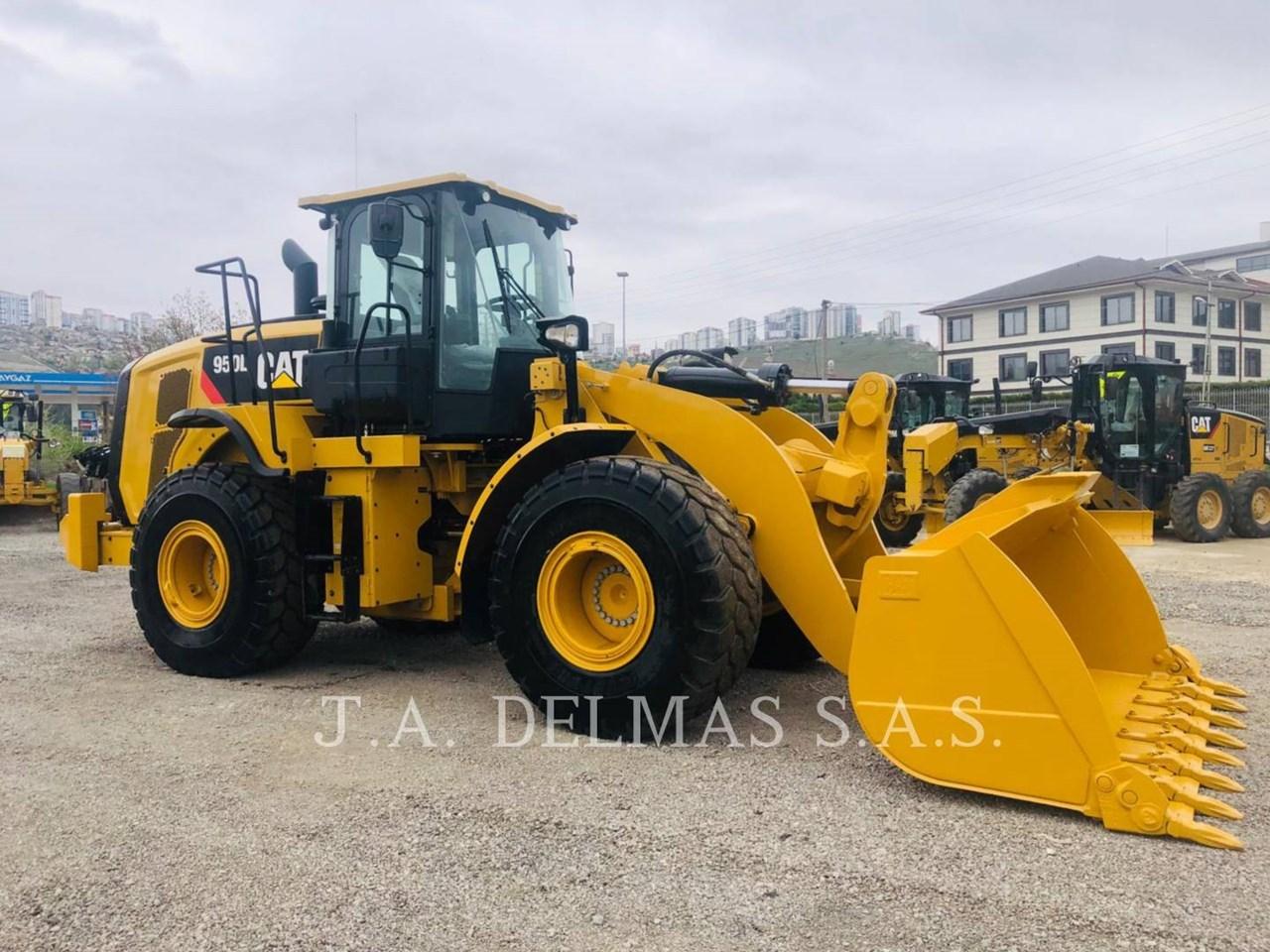 2018 Caterpillar 950L Image 4