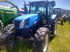 Tractor - Utility For Sale 2009 New Holland T6050 Plus , 125 HP