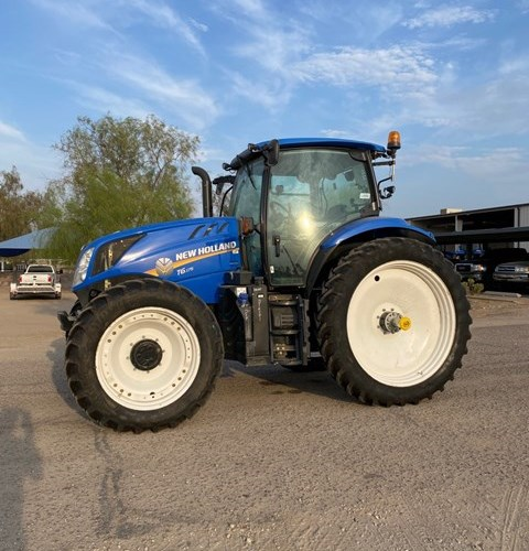 2020 New Holland T6.175 Tractor