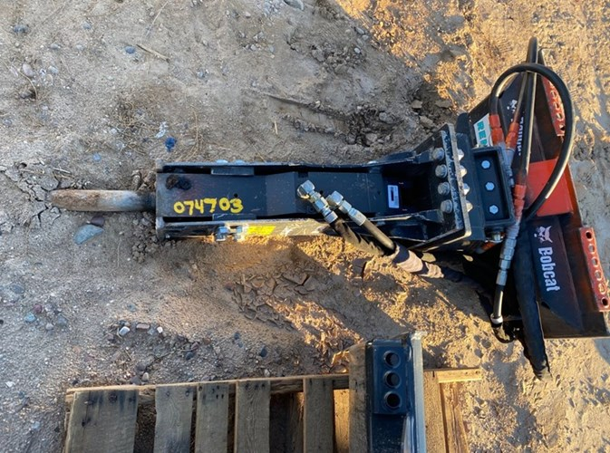 Bobcat NB140 Hydraulic Hammer