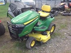Lawn Mower For Sale 2016 John Deere X384 , 22 HP