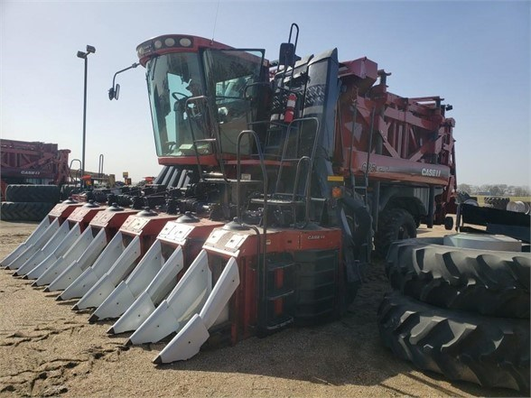 2010 Case IH MODULE EXPRESS 625 Cotton Picker For Sale