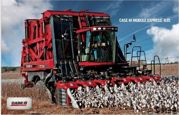 2020 Case IH MODULE EXPRESS 635 Cotton Picker For Sale